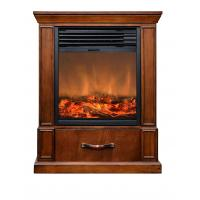 "Wholesale 13"" insert electric fireplace heater log LED flame GM2000-13 with MDF frame from china suppliers"