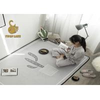 Wholesale Waterproof  washable area rugs backing anti slip underlay , kitchen floor mats from china suppliers