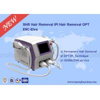 Wholesale Painless E Light Professional Hair Removal Machine 8.4 Inch Touch Screen from china suppliers