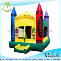 Wholesale Hansel popular funny purchase bounce house house for children from china suppliers