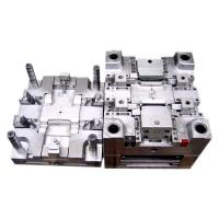 Wholesale Professional double shot injection molding / double colors two colour injection moulding from china suppliers
