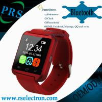 Wholesale New arrival fashion bluetooth watch, sport watch with bluetooth from china suppliers