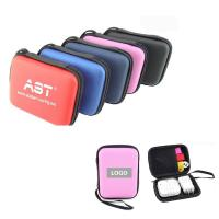 Wholesale Promotional Square Digital Storage Bag EVA Arm Bag Logo Customized from china suppliers