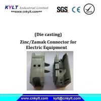 Wholesale Electric Equipment Zamak Injection Moulding Connector from china suppliers
