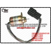 Quality Stop Shutoff Solenoid 1503ES-12S5SUC12S 119233-77932 119233-77931 Sa-4921 For Yanma /Kubota /John Deere /3 Or 4 Cyl. Die for sale
