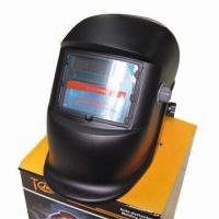 Wholesale Auto-darkening welding shield mask, CE certified from china suppliers