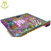 China Hansel wholesale  children's toys soft kids indoor playground from china on sale