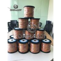 Wholesale Type K Thermocouple Cable KP KN Thermocouple Wire Electrical Resistivity 0.294 µΩ M from china suppliers