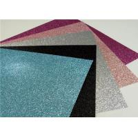 Buy cheap 300g Notebook Booklets Double Sided Glitter Paper For Wrapping Flower from wholesalers