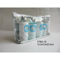 Wholesale Transparent PVC Cosmetic Bag Toiletries Travel Bag With Zipper from china suppliers