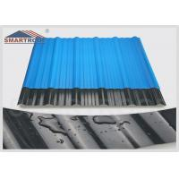 Wholesale Simple Installation ASA Plastic Sheet Corrugated Roof Sheet In 1.5 MM Thickness from china suppliers