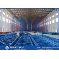 Quality High Density Industrial Garage Shelving Upright Frame With Long Warranty Time for sale