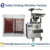 Wholesale mineral water plastic bag filling and sealing small size semi packing machine with date printing from china suppliers