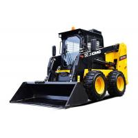 Wholesale Compact Type XCMG Big Skid Steer Loader with All Wheel Drive and Skid Steering from china suppliers