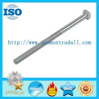Wholesale Stainless steel 304 T head bolt,SS 304 T head bolt,Steel T bolts,Carbon steel Zinc T bolt,Black T bolt grade 8.8 10.9 from china suppliers