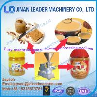 Wholesale hotsale peanut/cashew/walnut butter making machine exporter from china suppliers