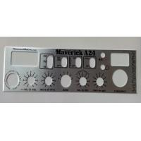 Wholesale Custom Die Cutting Membrane Switch / ATM Keypad Overlay Aluminum / Zinc Alloy Overlay from china suppliers