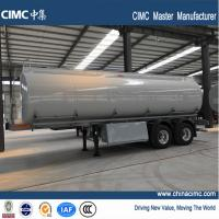Wholesale 2 axles 30000 liters fuel tanker semitrailer from china suppliers
