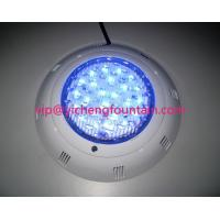Wholesale Plastic Underwater Swimming Pool Lights LED Type / Halogen Type For Concrete Pools from china suppliers