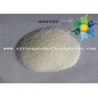 Wholesale Medicine Grade Oral Anabolic Steroids Weight Loss Oxandrolone Anavar CAS 53-39-4 from china suppliers