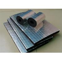 Wholesale Inner Dia 20mm Foam Insulation Material High Density Heat Reduce Rubber Pipe from china suppliers