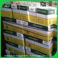 Wholesale High Quality GRADE A Super White 70 75 80 GSM A4 Paper Copy Paper from china suppliers