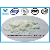 Wholesale Metandren Testosterone Anabolic Steroid 17-Methyltestosterone Cycle Androgenic Hormone from china suppliers