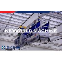 Wholesale Steel Wire Rope Suspended Platform 1.8kw 100 - 300M gondola window cleaning equipment from china suppliers
