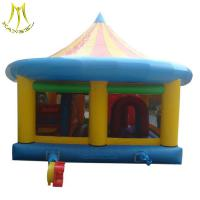 Wholesale Hansel high quality kids amusement park toys commercial indoor inflatable playground equipment supplier from china suppliers