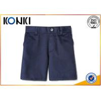 Wholesale Summer Casual Uniform School Pants / Navy Blue School Uniform Pants For Boys from china suppliers