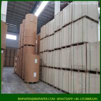 China Couche paper for printing/ 200gsm art paper for wedding invitation cards on sale