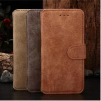 Wholesale Luxury Leather Flip Phone Cases , cell phone case with credit card slot for Iphone 6s from china suppliers