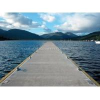 Wholesale floating docks pontoon floating docks from china suppliers