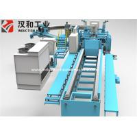 Wholesale Middle Frequency Industrial Pipe Bender , Electrical Heating Round Pipe Bending Machine from china suppliers