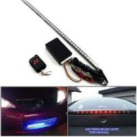 Wholesale 56cm 48LED RGB Car Strobe Knight Rider Light Waterproof 7 Color Flash Strip from china suppliers