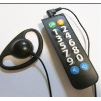 Wholesale single ear hook earphone for meeting monitor meeting translation or tour guide earphone from china suppliers