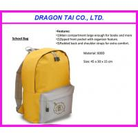 Wholesale students school bags, shoulder school bag, kids school bags, size 45*30*15CM from china suppliers