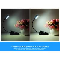 Wholesale Free Standing Battery Operated Led Clip On Book Light Portable Durable from china suppliers
