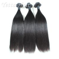 Wholesale Natural Black Funmi Human Hair / Brazilian Straight Remy Hair from china suppliers