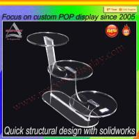 Wholesale New product acrylic display shoe display stand from china suppliers