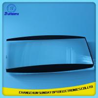 China CaF2 Calcium Fluoride Cylindrical Lenses, AR Coating,3mm to 300mm on sale