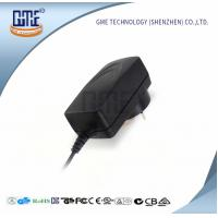 Wholesale Wall Mount Switching Power Adapter Black AU Plug 400mA Max Input Current from china suppliers
