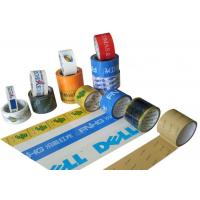 Wholesale Custom Packaging Tape With Company Logo BOPP Film With Acrylic Ahesive from china suppliers