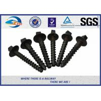 Wholesale Durable Sleeper Screws UIC864-1 SS Series Crews For Railway Sleepers from china suppliers