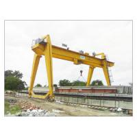 Wholesale 40ton Container gantry crane rail type from china suppliers