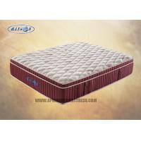 Wholesale Comfortable 10 Inch Compressed Pillow Top Pocket Coil Mattress For Hotel from china suppliers