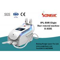 Wholesale Body Bikini Hair Depilation IPL SHR Equipment , IPL Laser machine from china suppliers
