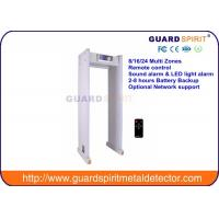 Wholesale High Sensitivity Metal Detector Walk Through Access Control Body Security Scanner Doors from china suppliers