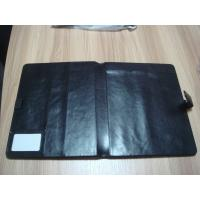 Wholesale Protective Foldable PU checkbook, log book cover, hotel Hotel Information Folder from china suppliers
