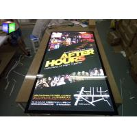 Wholesale Wall LED Advertising Light Boxes Backlit Movie Poster Frame UV Machine Printing from china suppliers